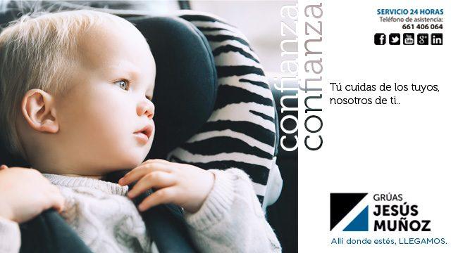 Nueva Campaña Publicitaria Grúas Jesús Muñoz