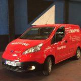 Unidad de asistencia para recargar vehículos eléctricos en Jaén